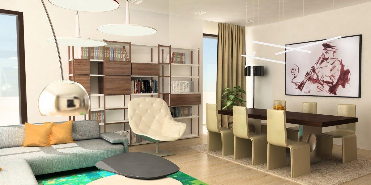 Amenajare interioara- Apartament de lux in zona Kiseleff-13