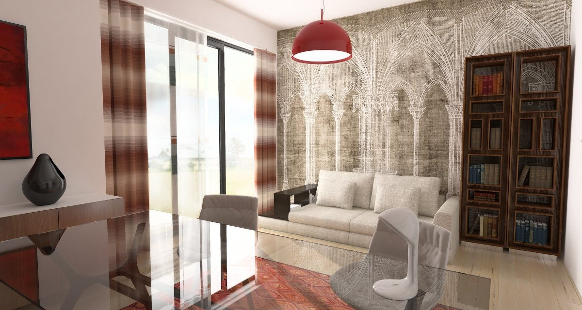 Amenajare interioara- Apartament de lux in zona Kiseleff-2