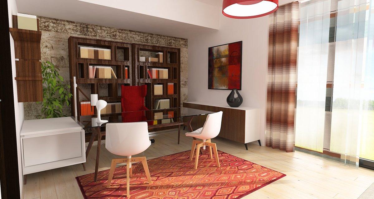 Amenajare interioara- Apartament de lux in zona Kiseleff-5