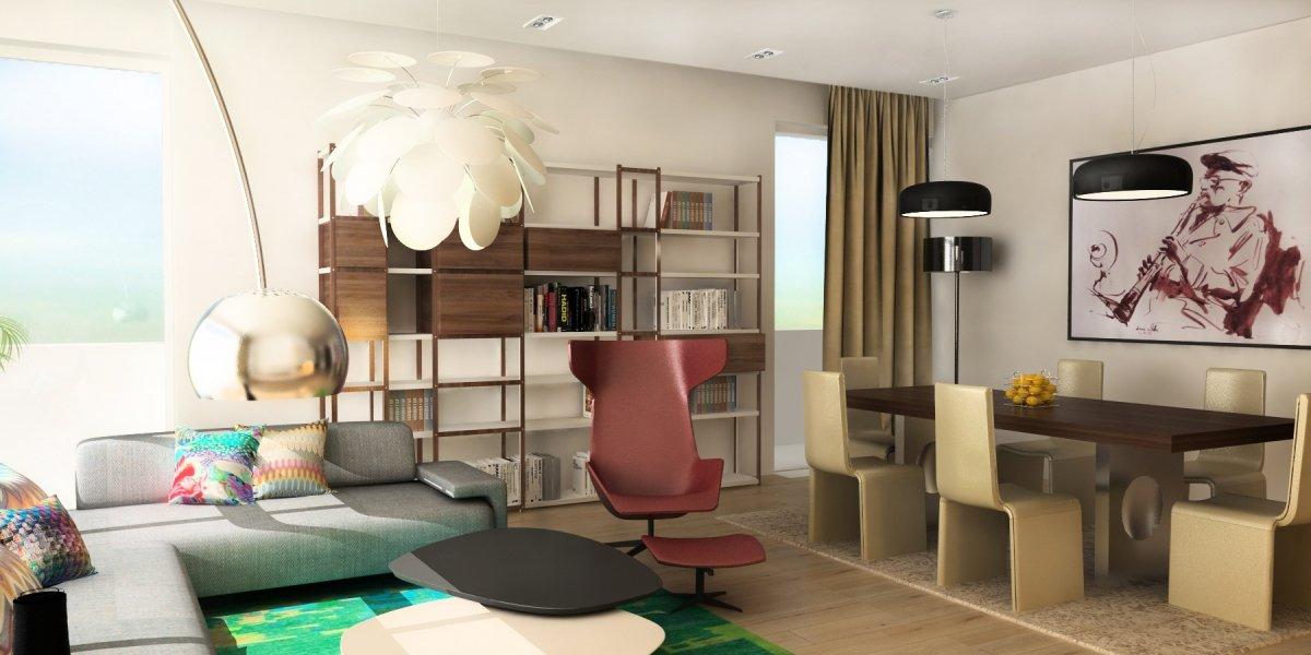 Amenajare interioara- Apartament de lux in zona Kiseleff-6