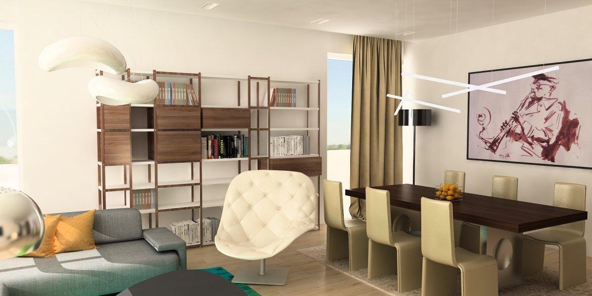 Amenajare interioara- Apartament de lux in zona Kiseleff-8