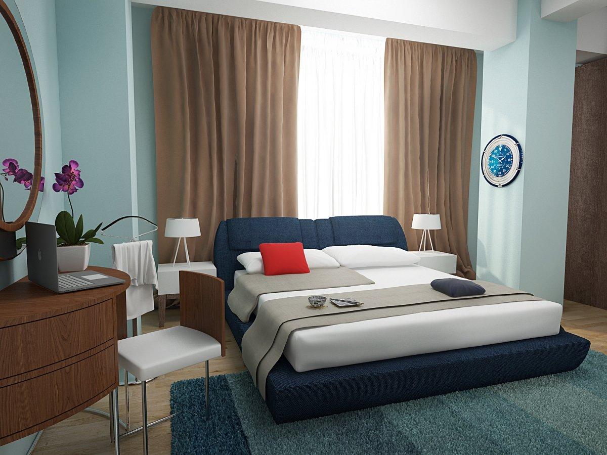 Amenajare interioara - Apartament la malul marii-17