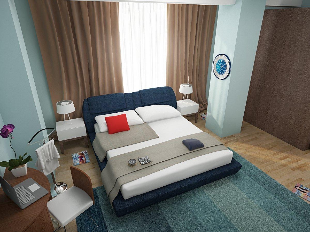 Amenajare interioara - Apartament la malul marii-19