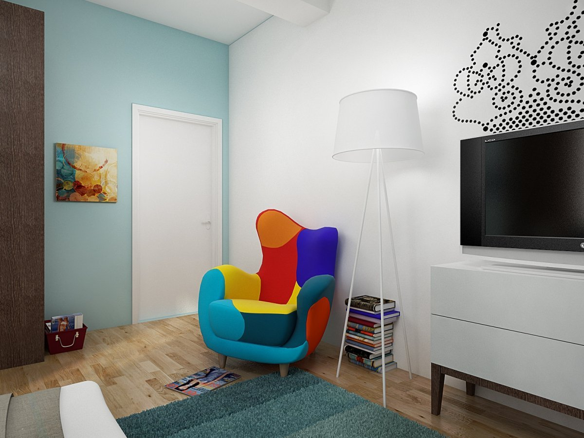 Amenajare interioara - Apartament la malul marii-20