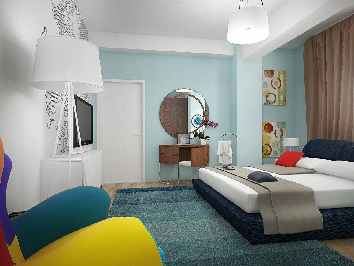 Amenajare interioara - Apartament la malul marii-21