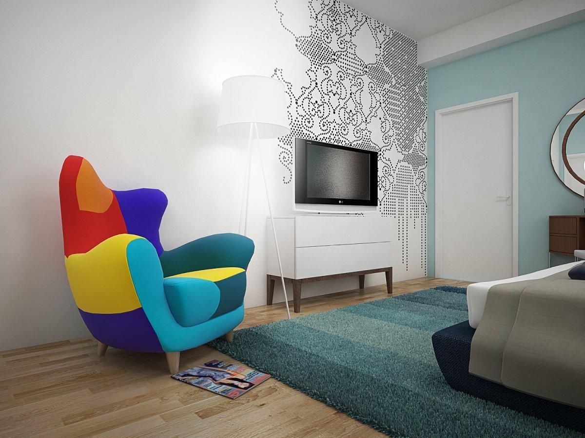 Amenajare interioara - Apartament la malul marii-23