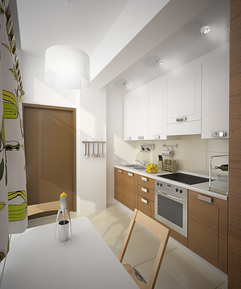 Amenajare interioara - Apartament la malul marii-3