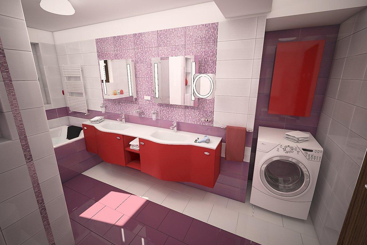 Amenajare interioara- Apartament modern Bucuresti-12