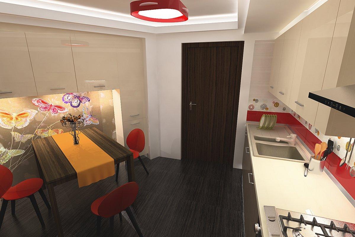 Amenajare interioara- Apartament modern Bucuresti-19