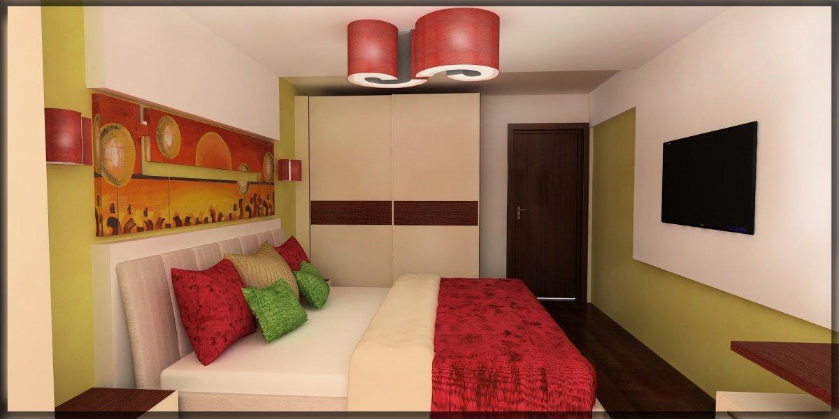 Amenajare interioara- Apartament modern Bucuresti-2
