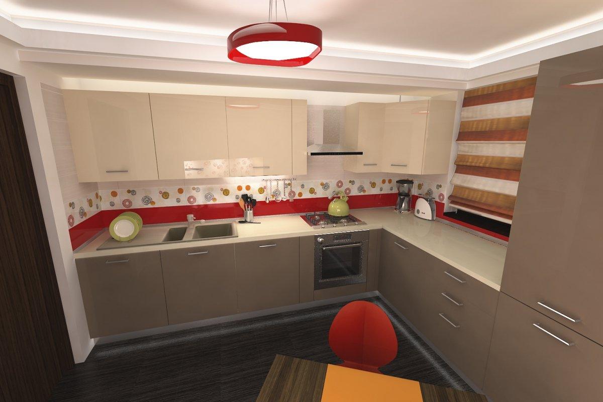 Amenajare interioara- Apartament modern Bucuresti-20
