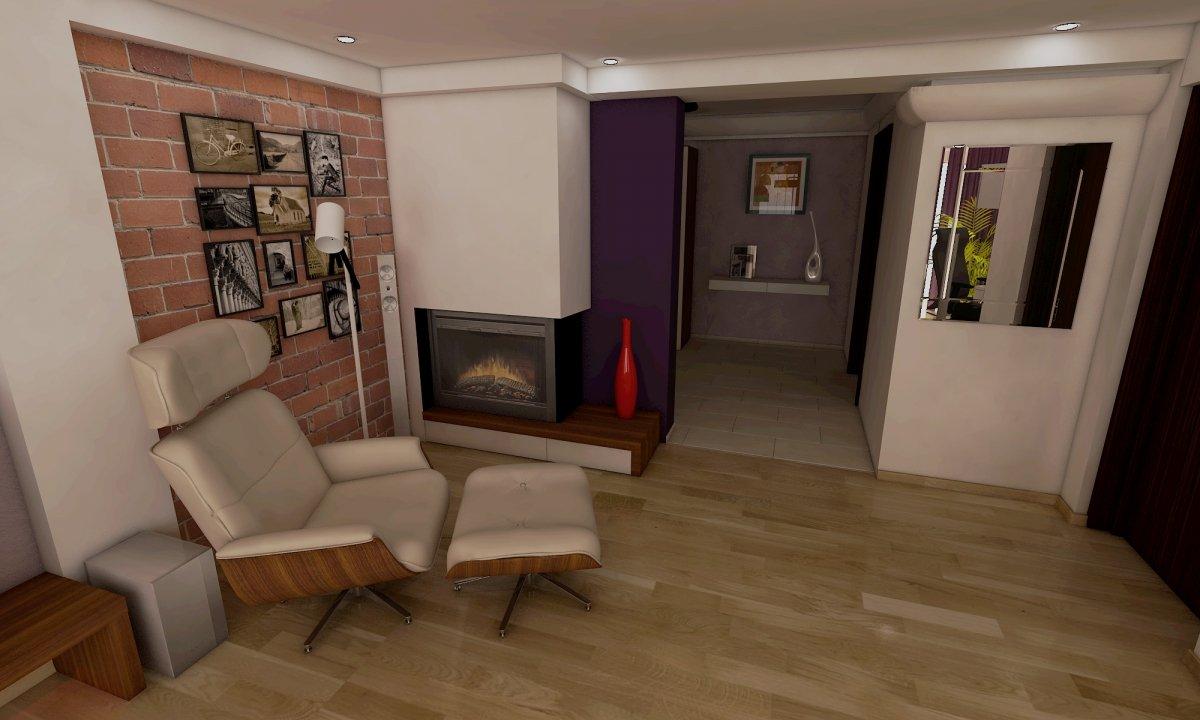 Amenajare interioara- Apartament modern Bucuresti-27