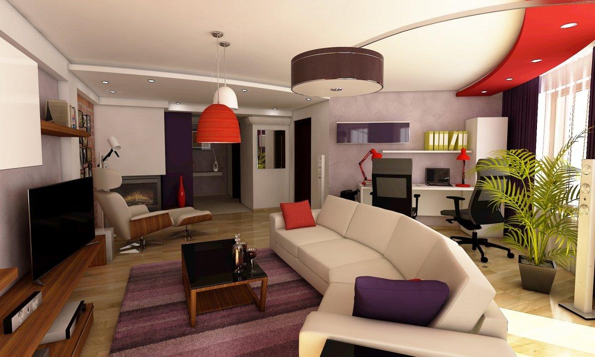 Amenajare interioara- Apartament modern Bucuresti-28