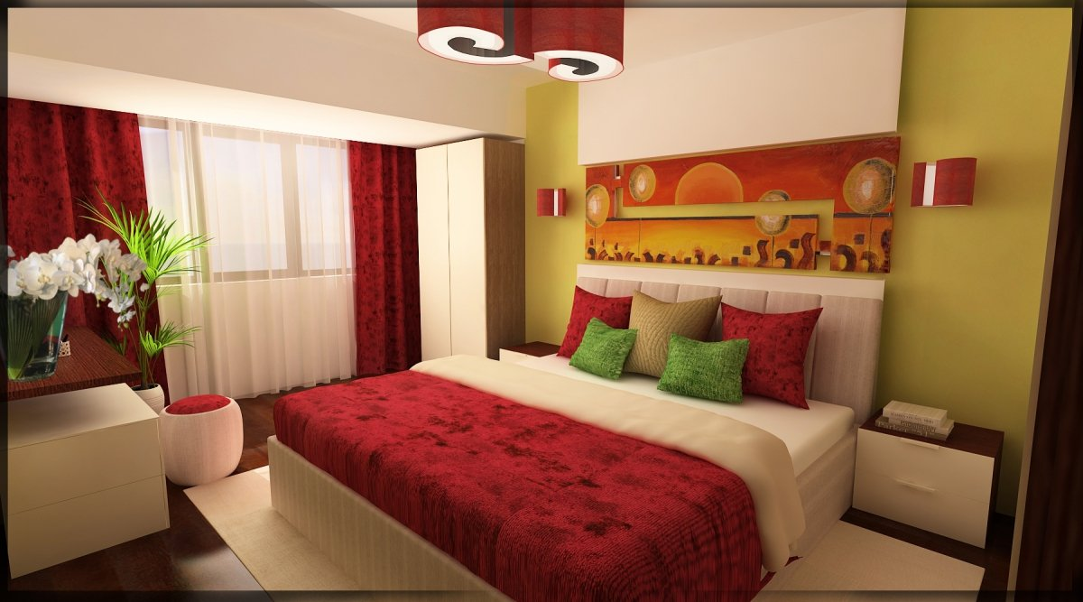 Amenajare interioara- Apartament modern Bucuresti-3