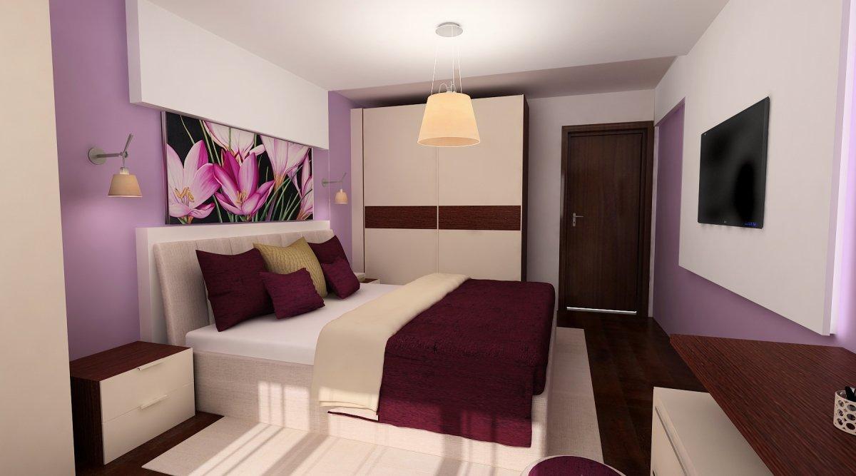 Amenajare interioara- Apartament modern Bucuresti-5