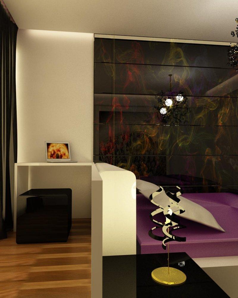 Amenajare interioara apartament - A stranger in Bucharest-12