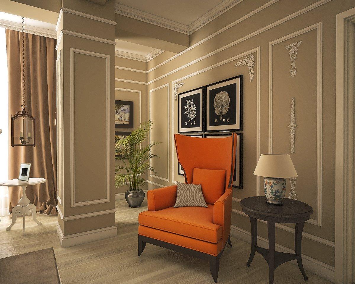 Amenajare interioara apartament- Farmecul stilului eclectic-34