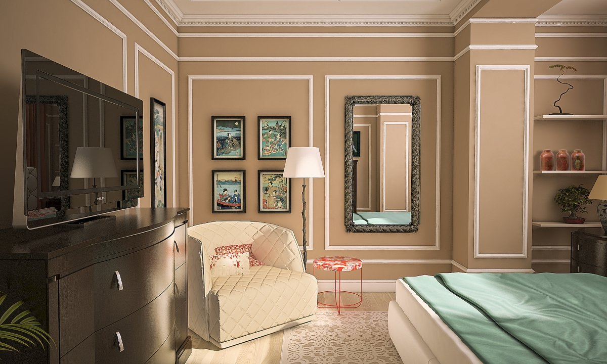 Amenajare interioara apartament- Farmecul stilului eclectic-38