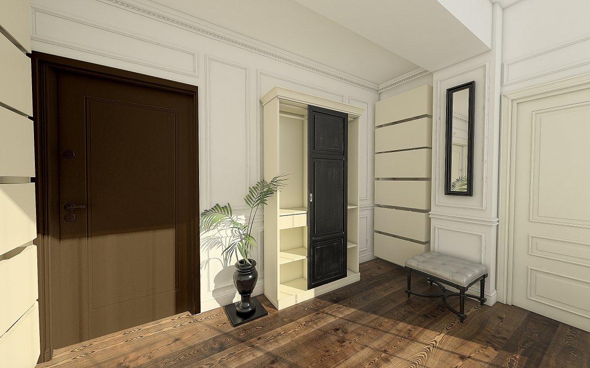 Amenajare interioara apartament- Farmecul stilului eclectic-40