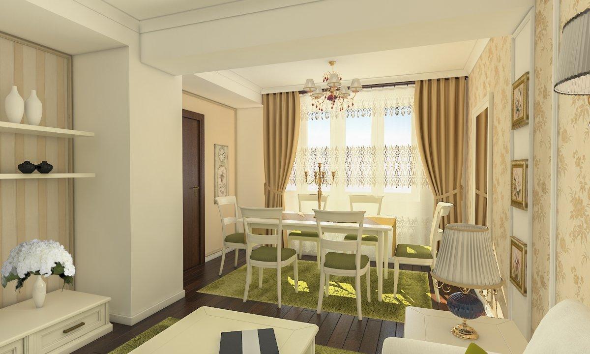 Amenajare interioara apartament- Pofta de viata-3