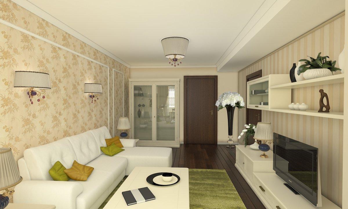 Apartament Pofta de viata Bucuresti Amenajare