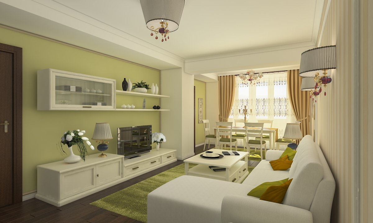 Amenajare interioara apartament- Pofta de viata-5