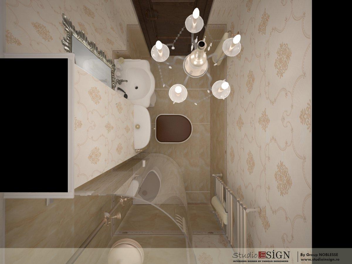 Amenajare interioara apartament clasic-13