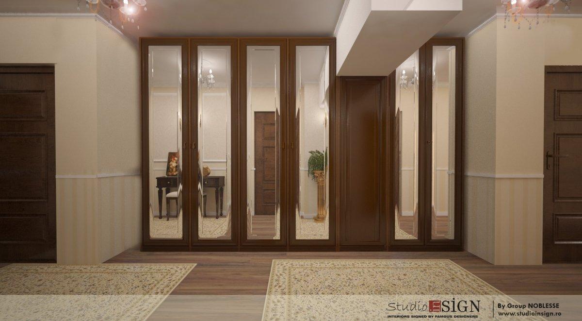 Amenajare interioara apartament clasic-2