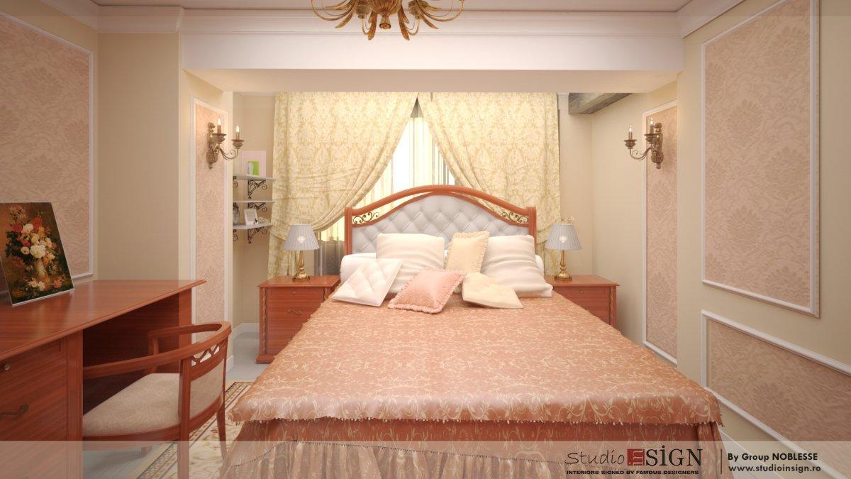 Amenajare interioara apartament clasic-5
