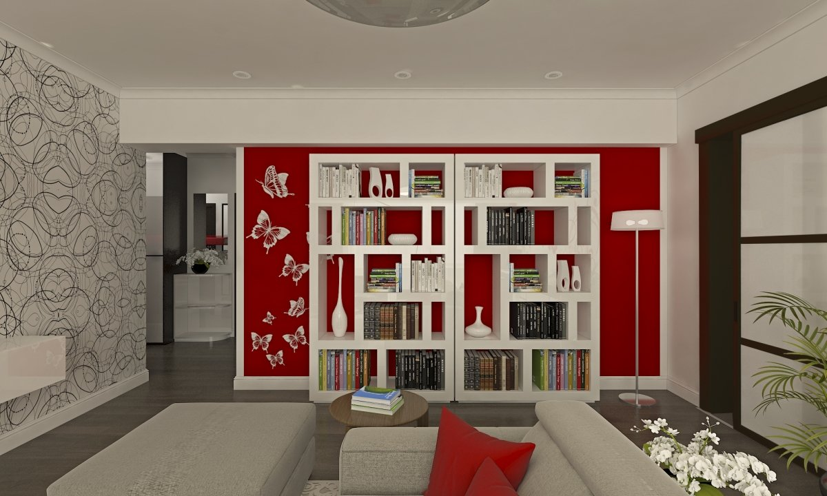 Amenajare interioara apartament zona Vacaresti-9
