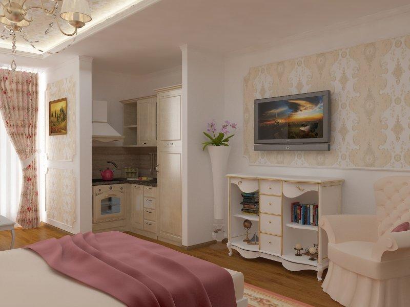 Amenajare interioara de lux - apartament Dream Home-2