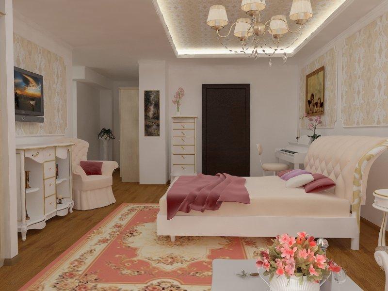 Amenajare interioara de lux - apartament Dream Home-4