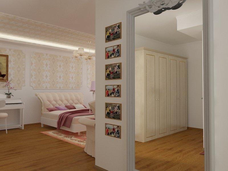 Amenajare interioara de lux - apartament Dream Home-8