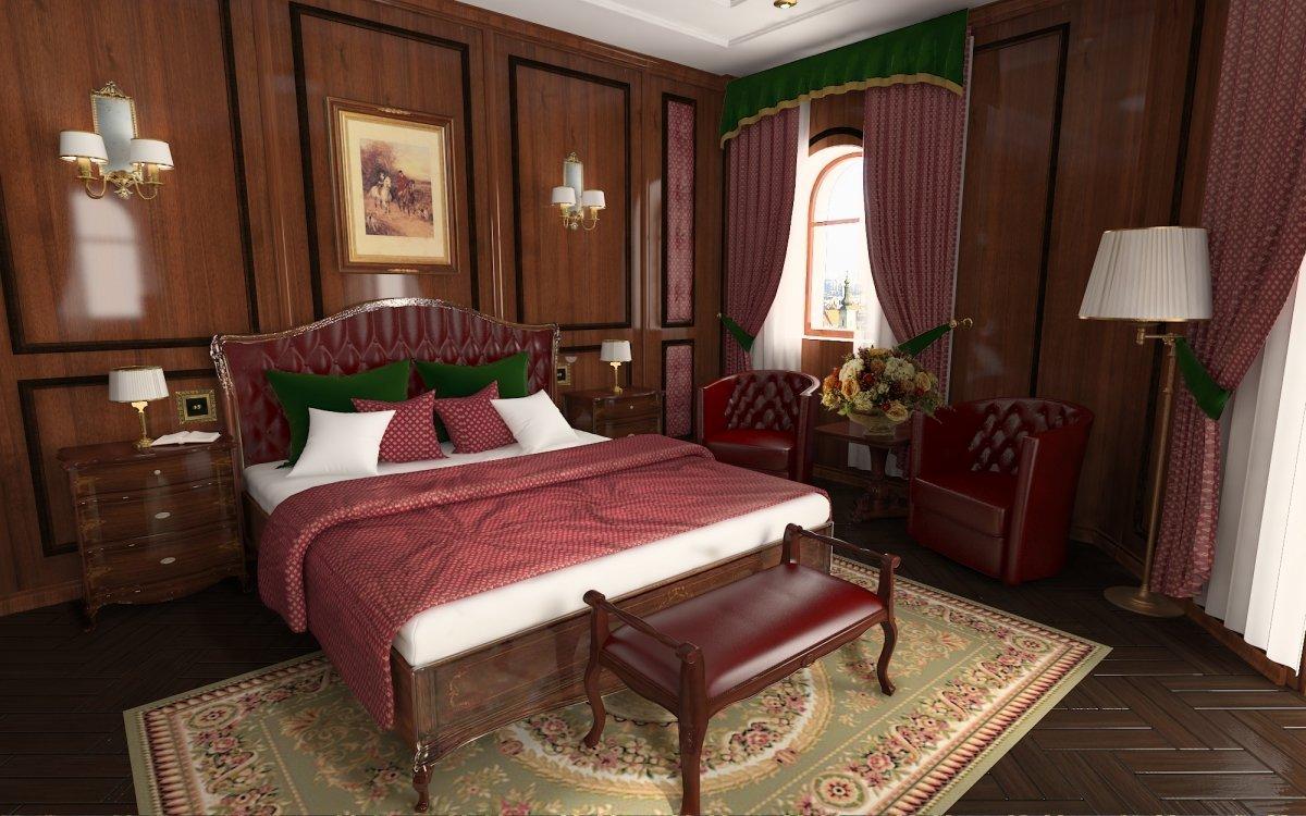 Amenajare interioara hotel- Hobby Club-9