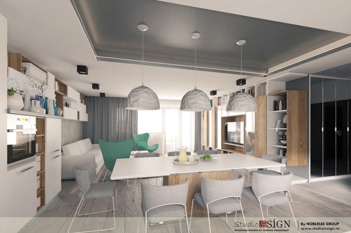 Apartament Unirii Bucuresti-3