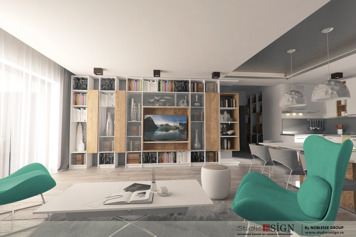 Apartament Unirii Bucuresti-5