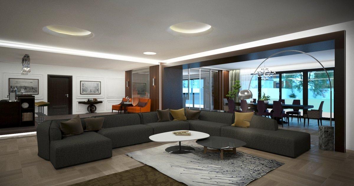 Casa prelungirea ghencea bucuresti design interior in for Design interior case