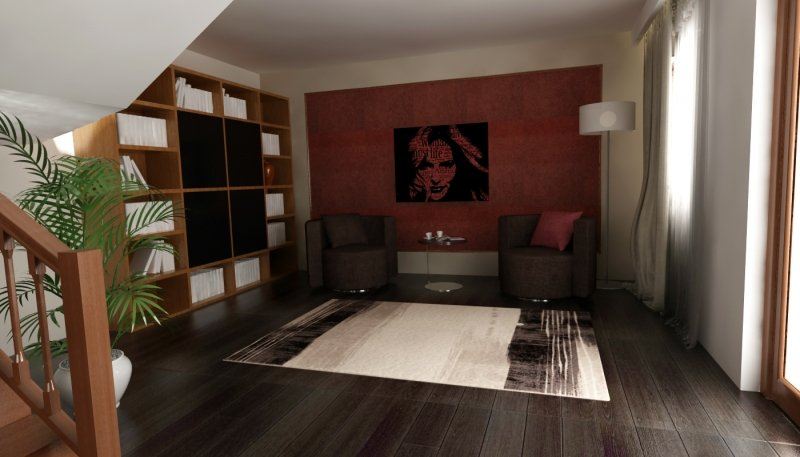just modern house modern interior design studio insign