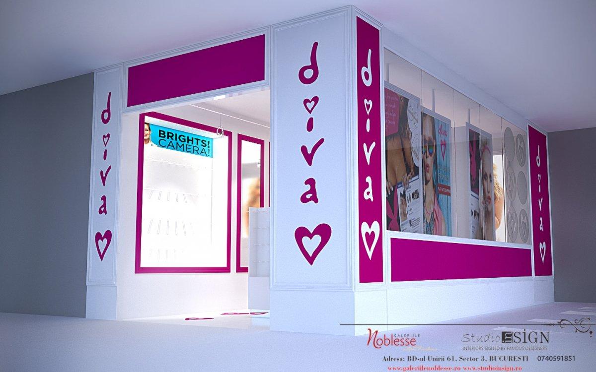 DIVA- amenajare interioara magazin de bijuterii-3