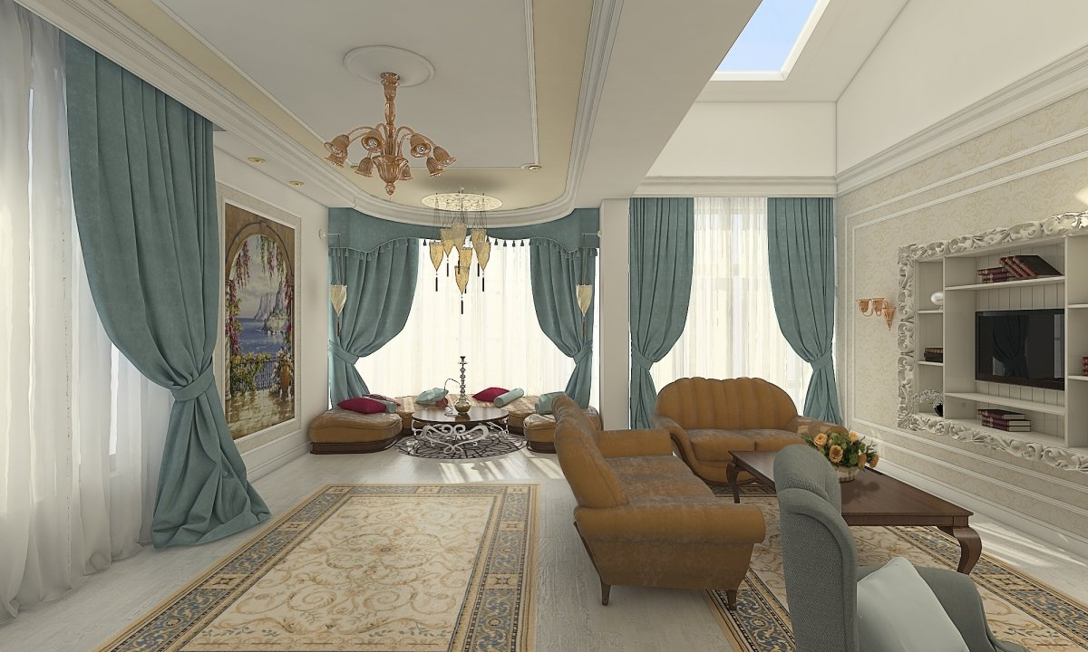 HOUSE IN BRAILA u2013 CLASSIC INTERIOR DESIGN