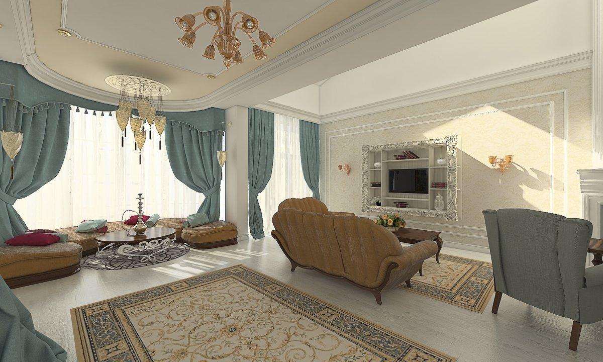 HOUSE IN BRAILA u2013 CLASSIC INTERIOR