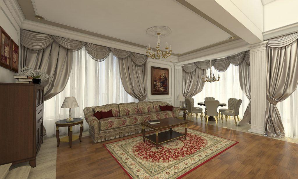 Design interior casa in braila studio insign - Casa interior design ...