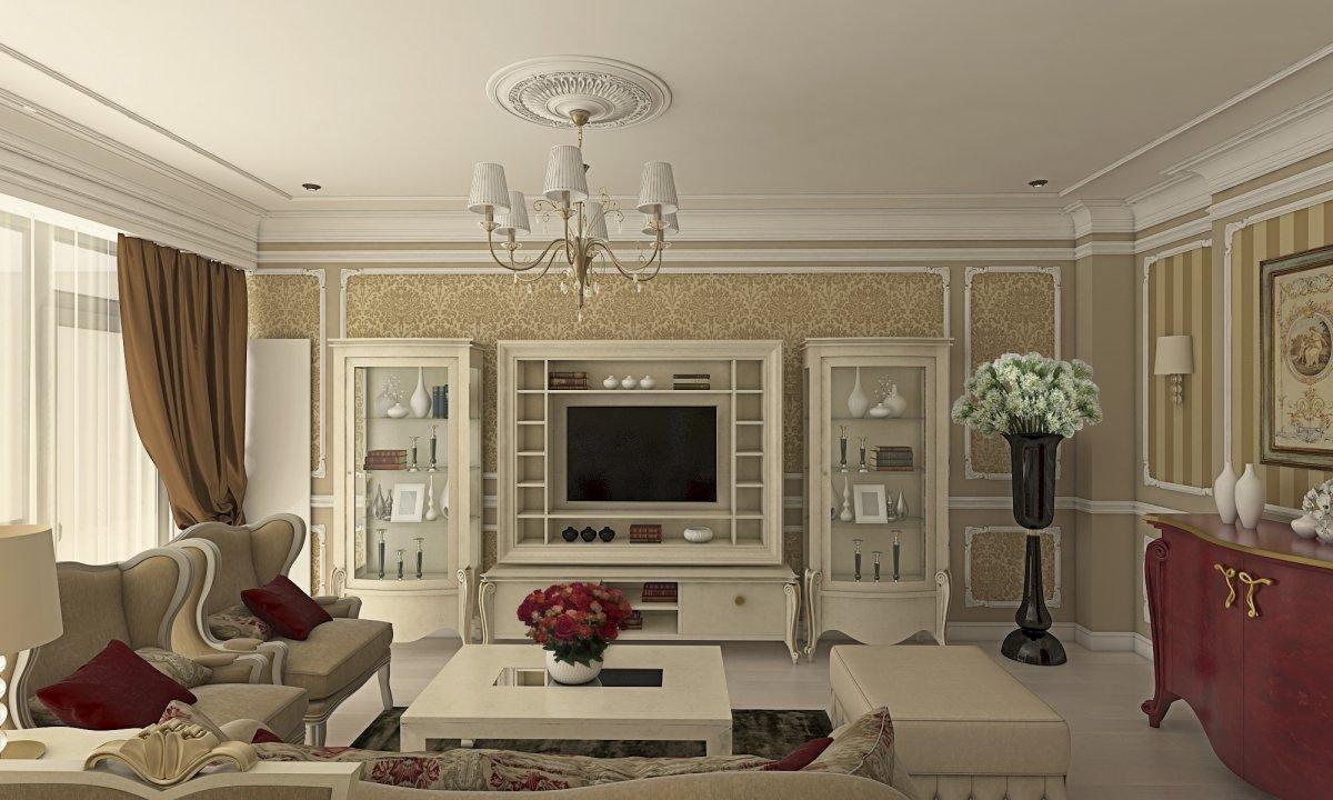 Design interior casa in stil clasic zona delea veche for Design in casa