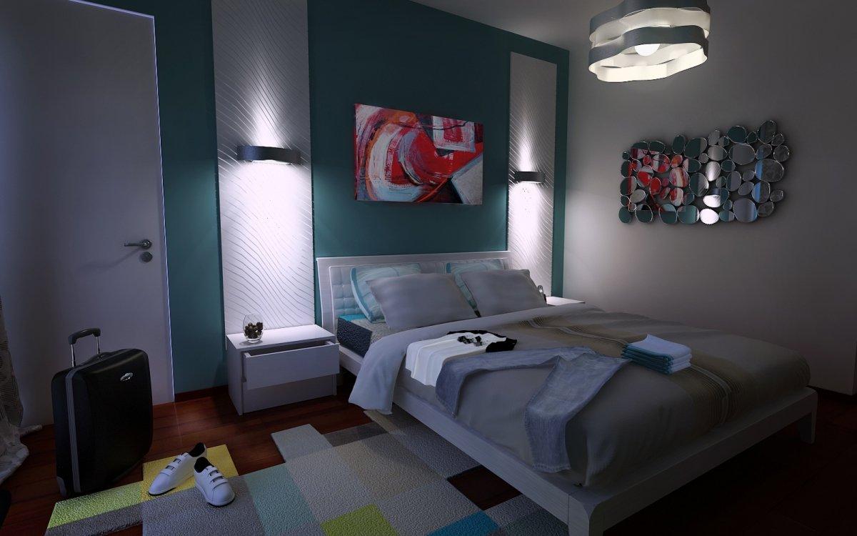 Design interior- Amenajare apartament complex rezidential-11