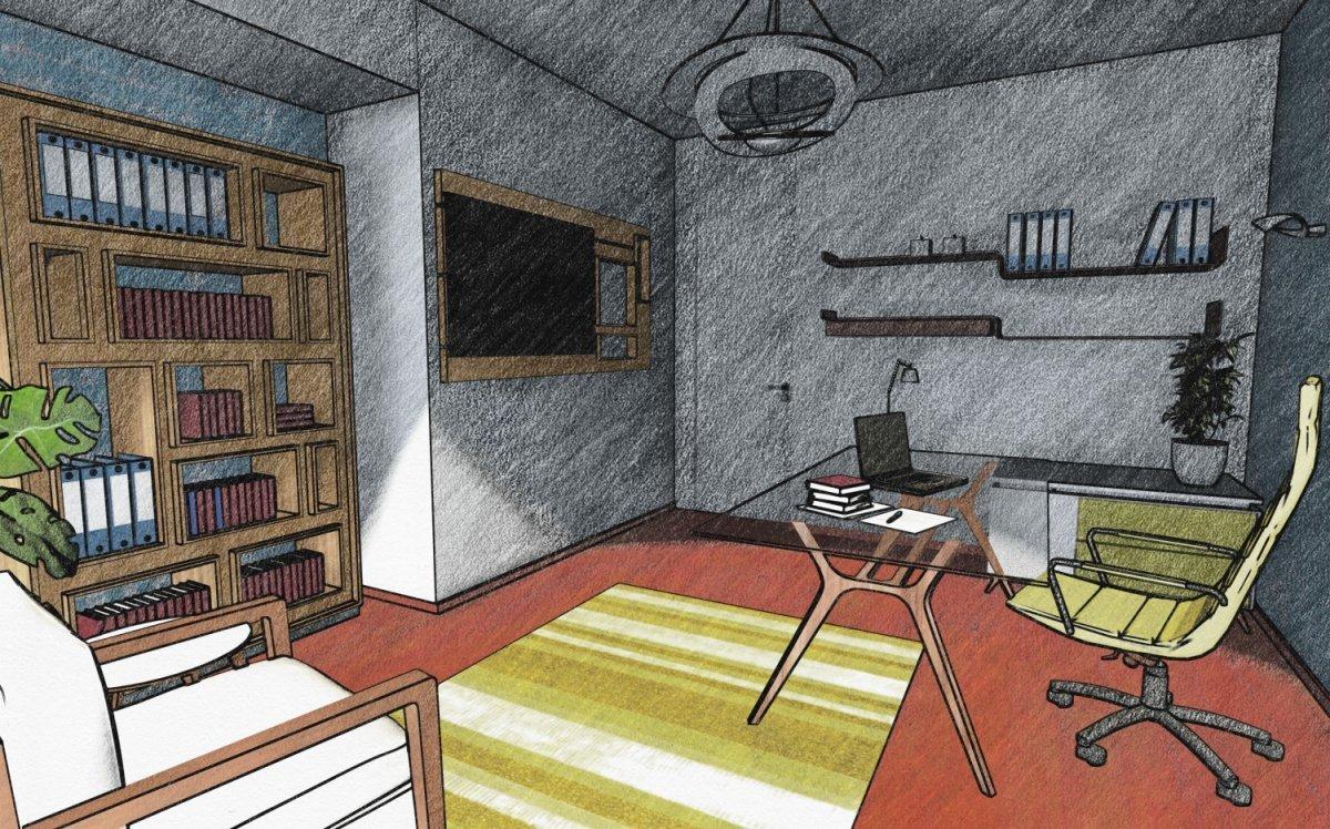 Design interior- Amenajare apartament complex rezidential-15