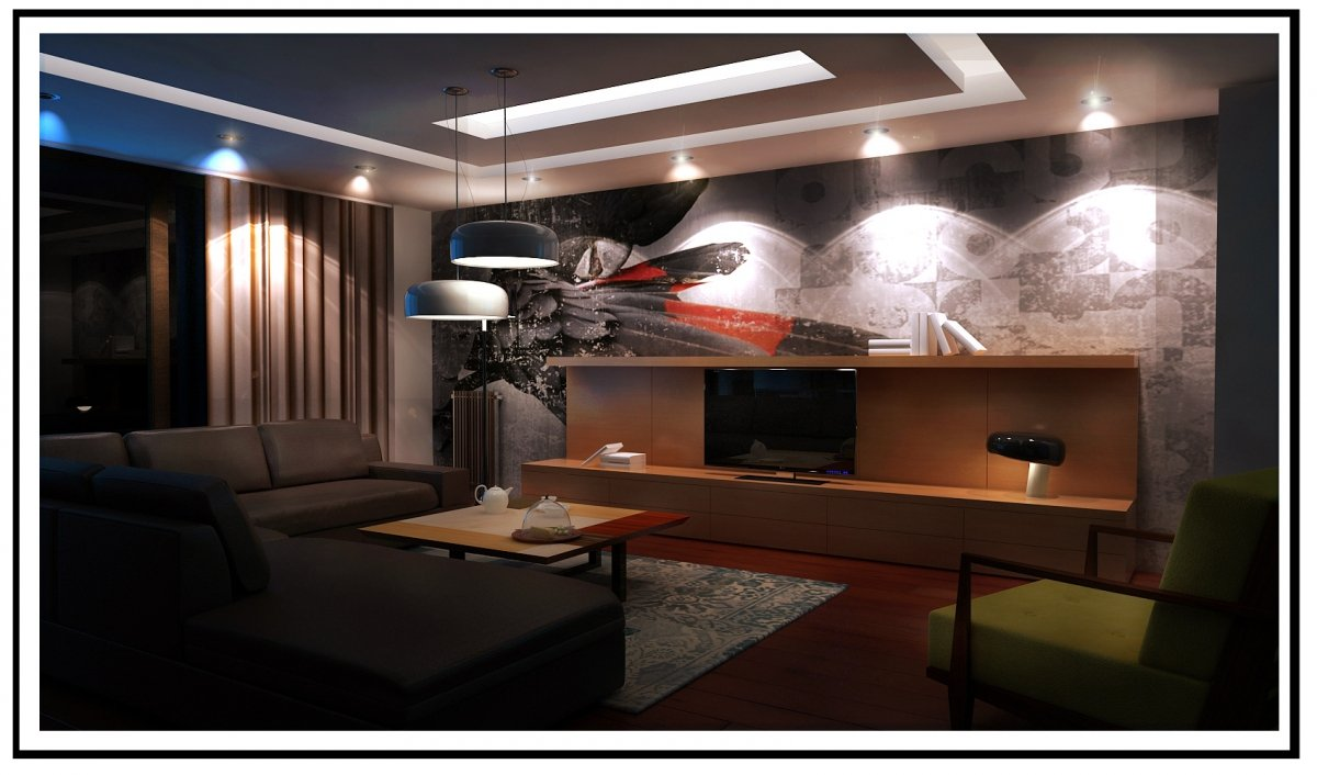 Design interior- Amenajare apartament complex rezidential-4