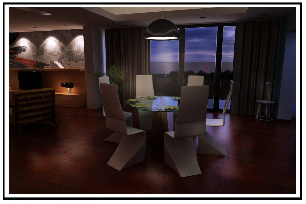 Design interior- Amenajare apartament complex rezidential-6