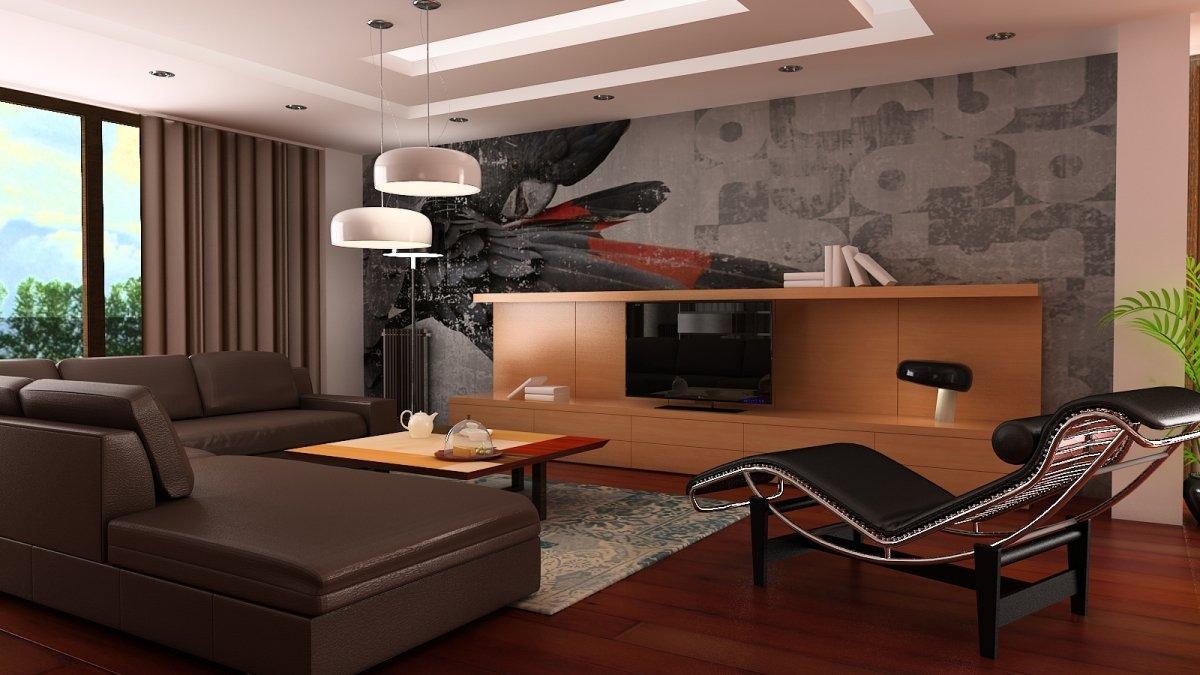 Design interior- Amenajare apartament complex rezidential-8