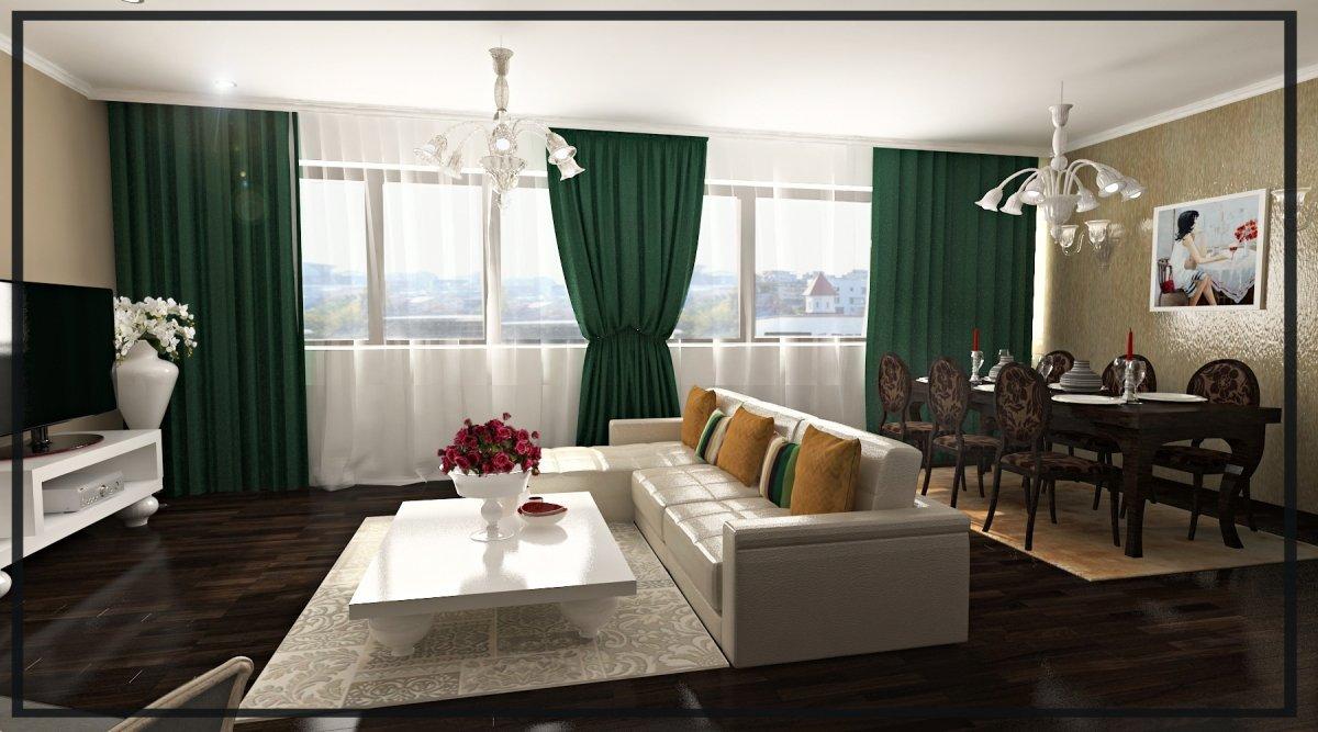 Design interior- Apartament Elegance-1