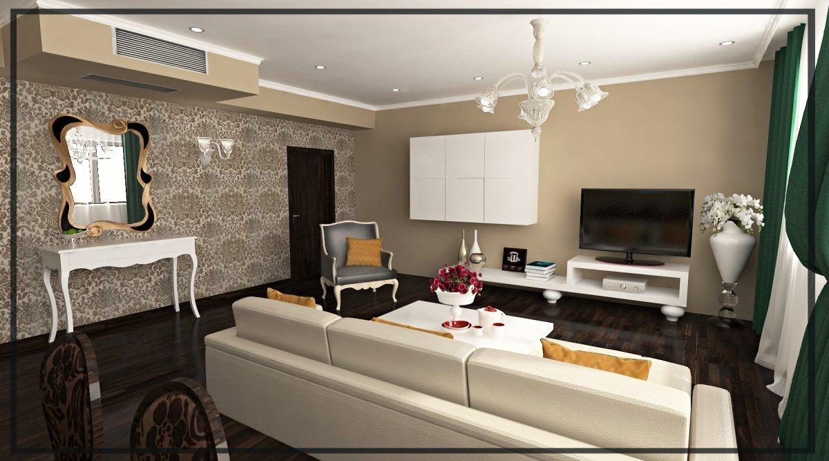 Design interior- Apartament Elegance-2